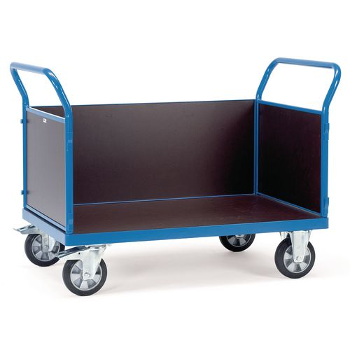 Heavy Duty Premier Platform With Two Ends And One Side 1000x700mm