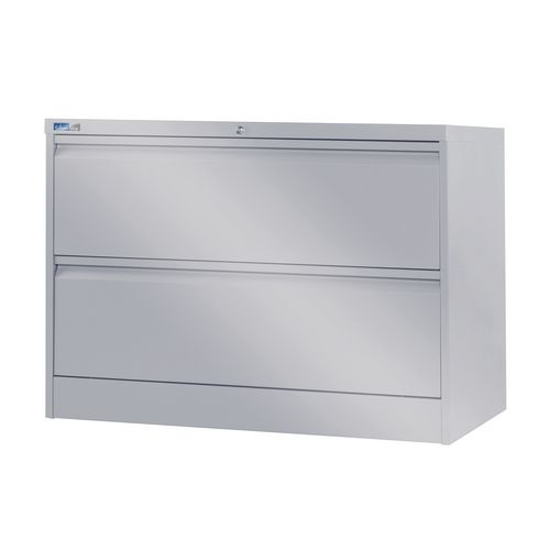 Side Filer Unit 690H 1003W 507D Silver Ral9006