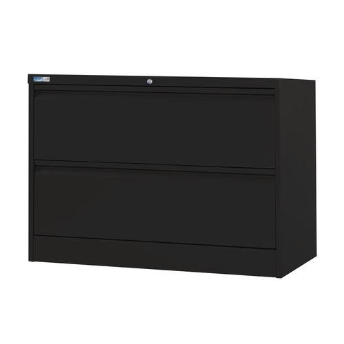 Side Filer Unit 690H 1003W 507D Black