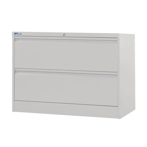 Side Filer Unit 690H 1003W 507D Light Grey