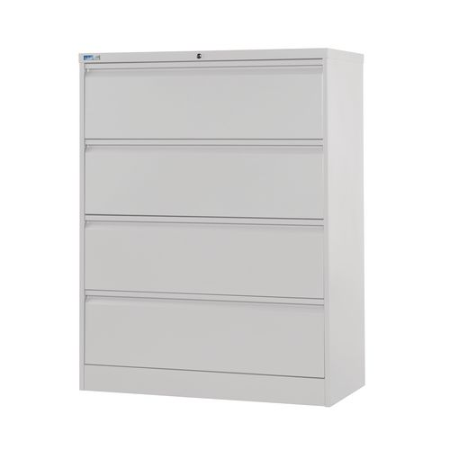 Side Filer Unit 1320H 1003W 507D Light Grey