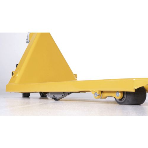 Pallet Truck Manoeuvrability Aid