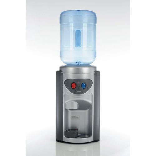 Desk-Top Free Standing Hot And Cold Bottle Cooler Dispenser