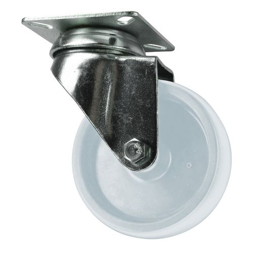 50mm Swivel Castor Polypropylene