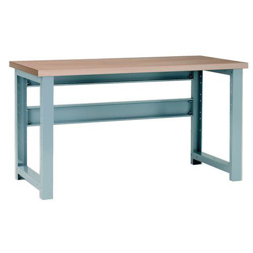 Premier 2 Workbench 2000(L)x700(W)x840(H) Mdf Worktop