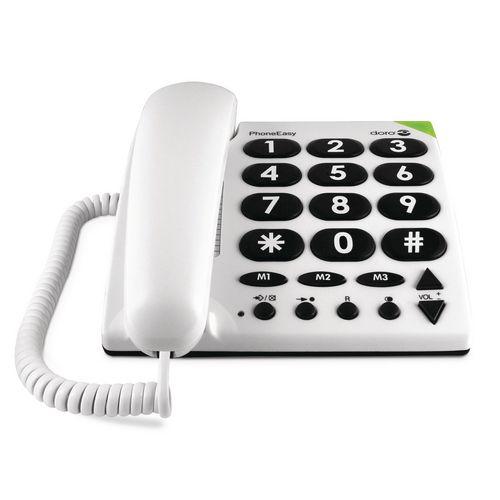 Doro Phoneasy 311C Big Button Phone