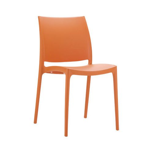 Dream Chair In Orange
