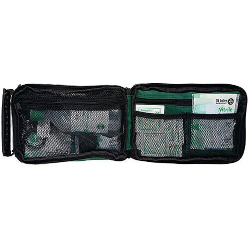 Standard Travel First Aid Kit Bs-8599-1 Up to 5 Person