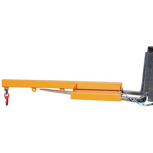 Rigid Crane Arm 1600mm Long,5000Kg Capacity