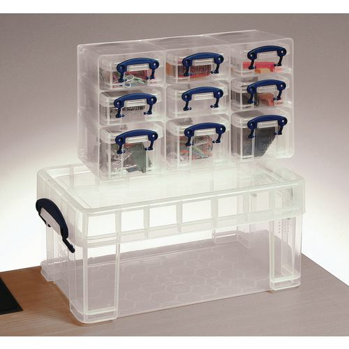 5 Litre Xl Clear Box