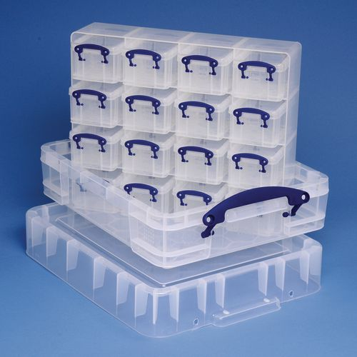 11 Litre Xl Clear Box