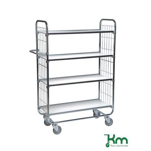 Flexible Shelf Trolley 815x470x1590