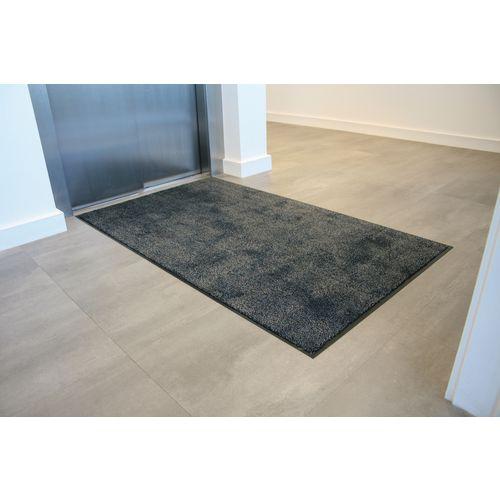 Microfibre Doormat Purple 0.6Mx0.9M