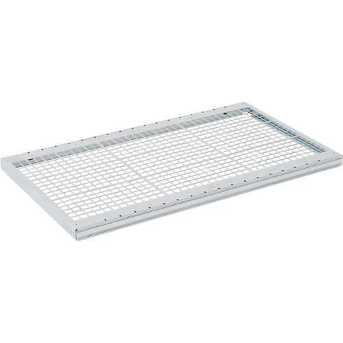 Perforated Shelf D400mm