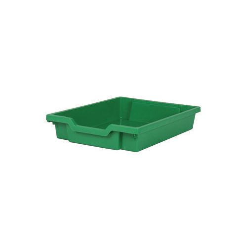 Green Shallow Tray