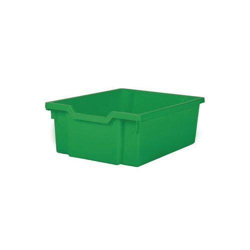Green Deep Tray