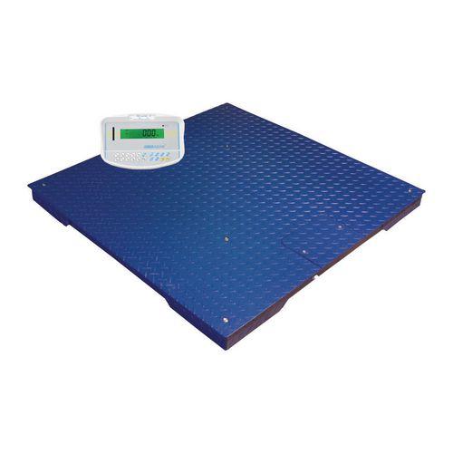Platform Scale With Gk Indicator 3000Kgx500G 1000x1000mm