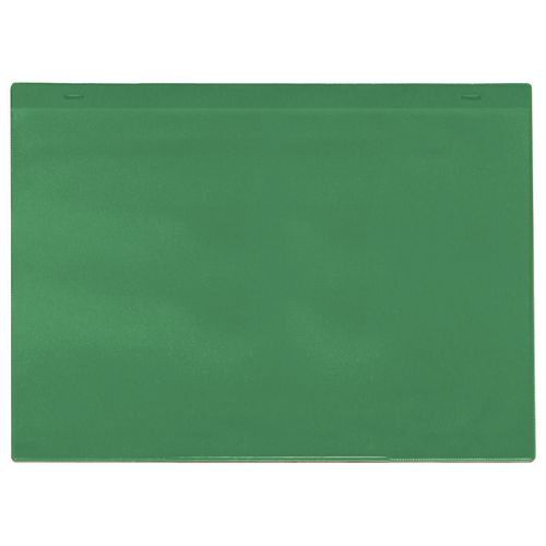 Self-Adhesive Green Document Pocket Id 215X310mm