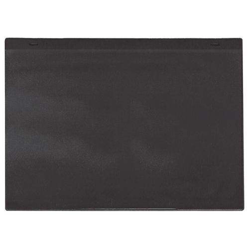 Magnetic Black Document Pocket Id 155X230mm