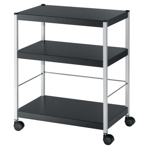 Medium Sized All-Purpose Three Shelf Trolley
