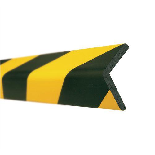Pu Foam Impact Protection Profiles HxDxL mm: 60x60x1000