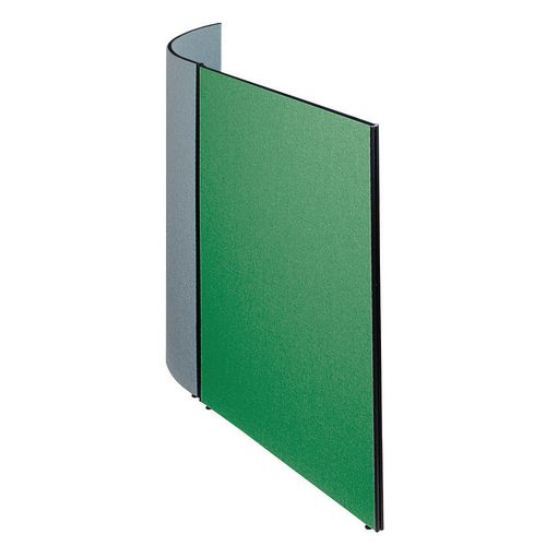 Busyscreen Partition System Flat Screen W1200xH1825mm Meadow Green