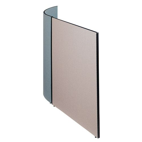 Busyscreen Partition System Flat Screen W1200xH1825mm Light Grey