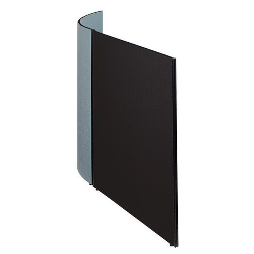 Standard Busyscreen  Black Wxdxh: 32x1200x1525