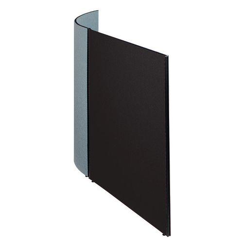 Standard Busyscreen  Black Wxdxh: 32x1200x1225