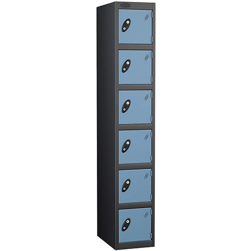 Black Body Locker 12x18 6 Ocean Doors
