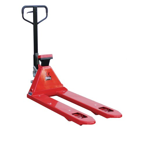 Hand Pallet Truck Scale