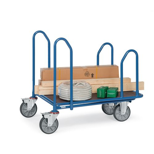 Long Load Cash &Carry Trolley 1000x700mm