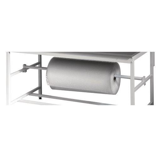 Below Bench Paper Roll Holder 1200mm