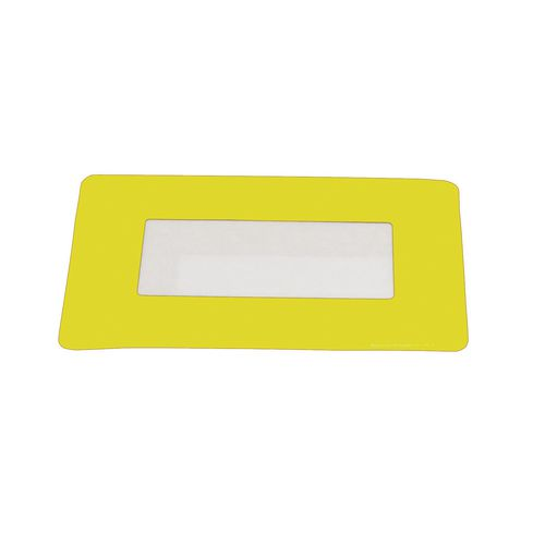 Frames4Floors Dl Yellow Pk 10