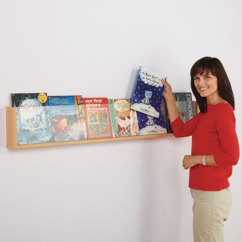 Shelf Style Wall Mounted Display