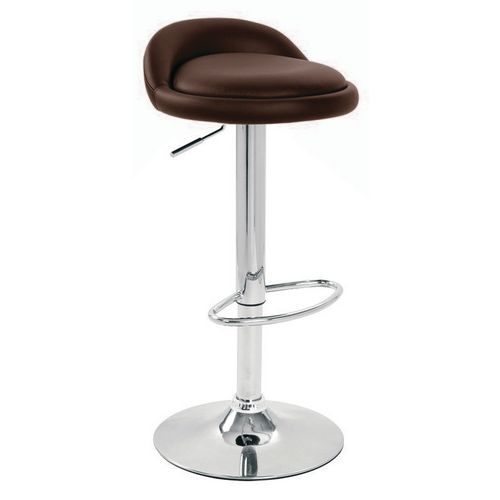 Sofia Brown Bar Stool