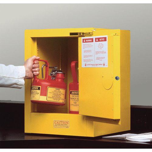 Cabinet Flam Ctop 4G Sc Yel