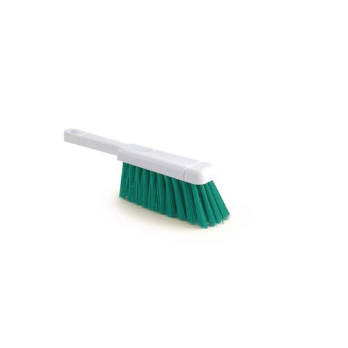 Stiff Green Pvc Bristle Hygiene Hand Brush