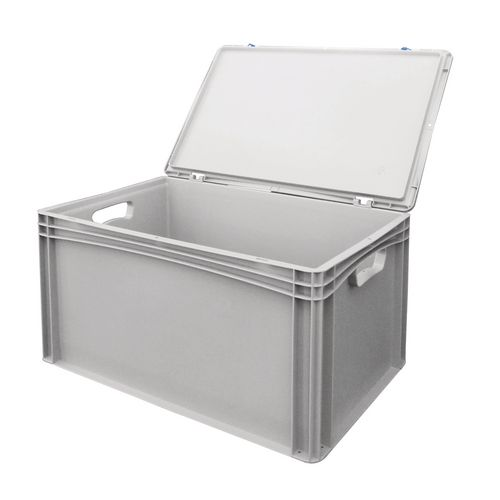 Basicline Case 600X400X335mm With Hand Holes