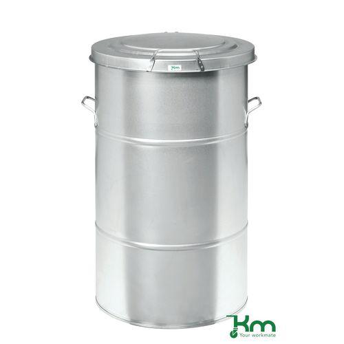 Waste Bin Galvanized 805 X 490 X 490mm