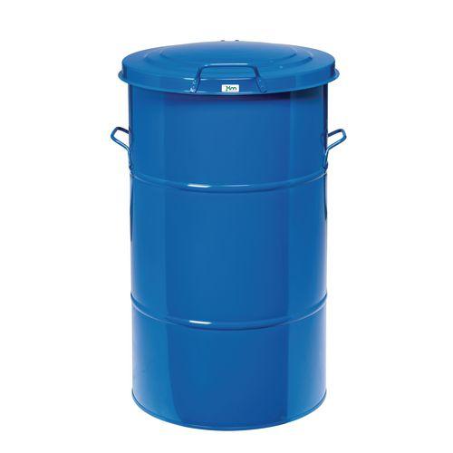 Waste Bin Blue 805 X 490 X 490mm