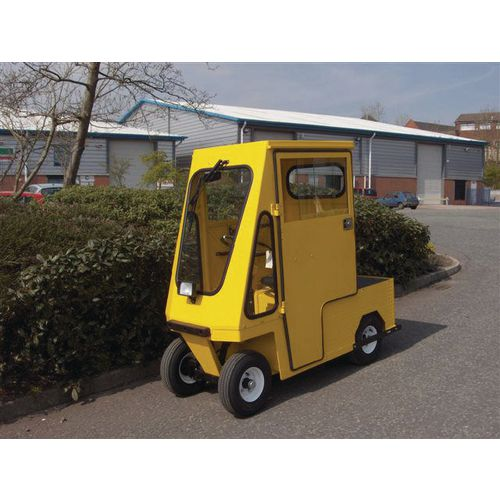Optional Cab For Electric Tow Tug