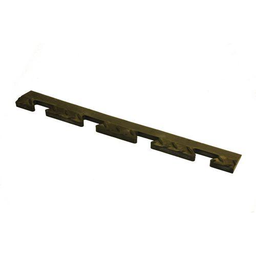Pvc Edge 500mm Length Female Black