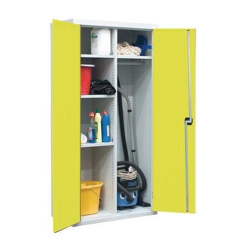 Utility Cupboard 1800.900.460 Yellow