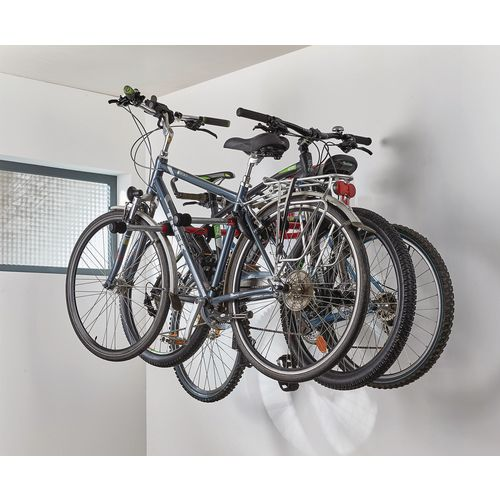 Folding/Telescopic 4-Cycle Wall Rack