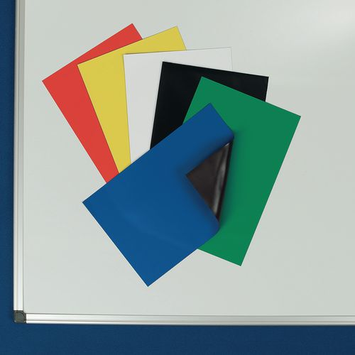 Magnetic Sheets A4 Green