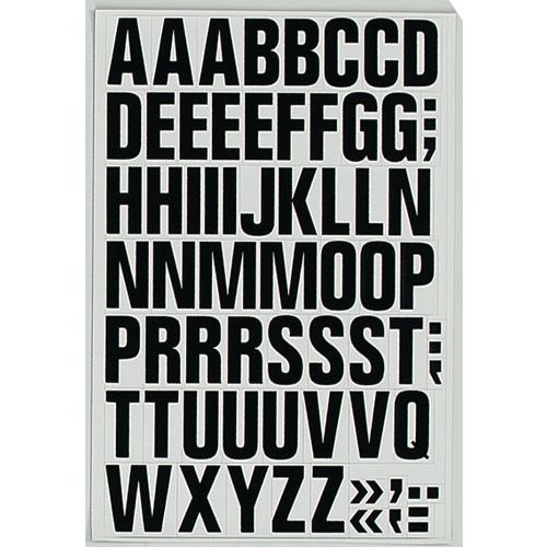 Magnetic Characters 43mm Letters