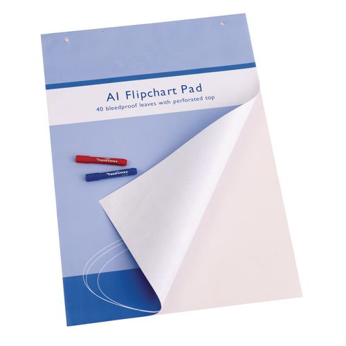 Flipchart Pads 5 Packs Of 5