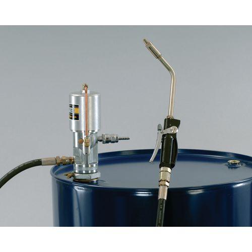 5:1 Pneumatic Barrel Pump 22 Litres/Min. C/W Hose &Nozzle