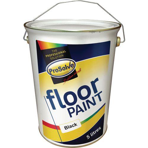 Floor Paint 5 Ltr Black